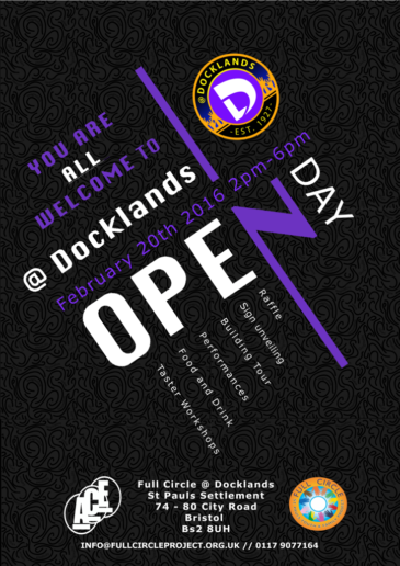 Docklands Open Day